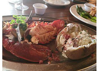 Honolulu seafood restaurant Chart House Waikiki