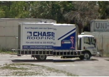 Fort Lauderdale roofing contractor Chase Roofing & Contracting, Inc