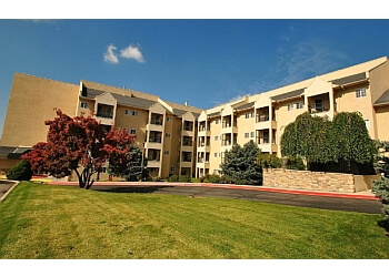 Salt Lake City assisted living facility Chateau Brickyard Senior Living