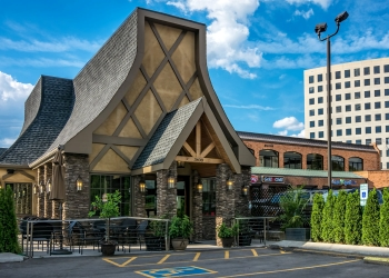 Nashville french restaurant Chateau West Restaurant