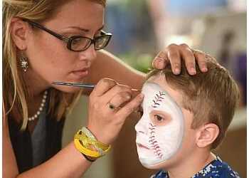 Chattanooga face painting Chattanooga Face Paint