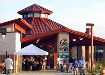 Chattanooga places to see Chattanooga Zoo at Warner Park