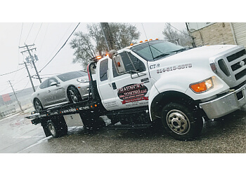 St Louis towing company Chauncey Towing Service 24Hr Roadside assistance