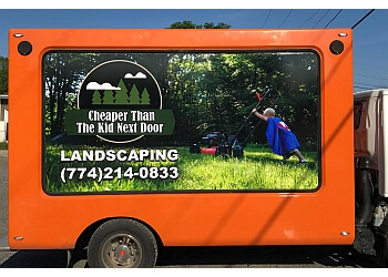 Worcester lawn care service Cheaper Than The Kid Next Door