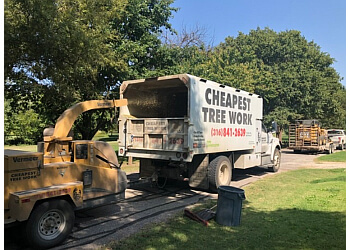 Wichita tree service Cheapest Tree Work