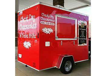 Denton food truck Cheat Day Cheescakes