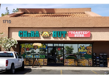 Mesa sandwich shop Cheba Hut