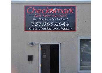 Norfolk hvac service Checkmark Air Specialists, LLC
