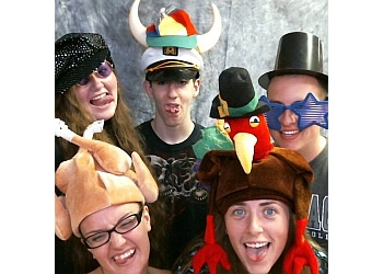 Rochester photo booth company CHEESY MEMORIES