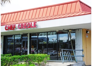 Miami Gardens seafood restaurant Chef Creole Seafood & Catering
