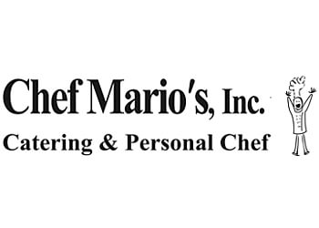 Raleigh caterer Chef Mario's inc