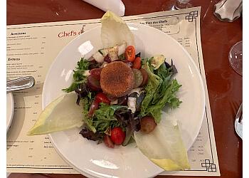 Orlando french restaurant Chefs de France