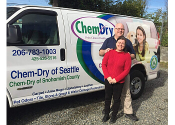 Seattle carpet cleaner Chem-Dry of Seattle