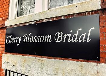Washington bridal shop Cherry Blossom Bridal