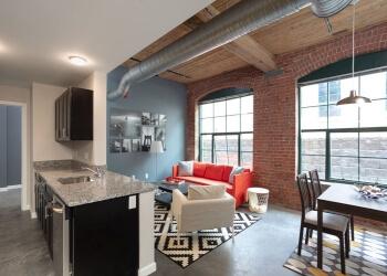 Bridgeport apartments for rent Cherry Street Lofts