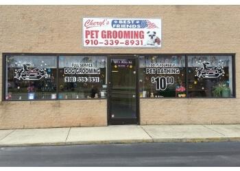 Fayetteville pet grooming Cheryl's Best Friends Dog Salon