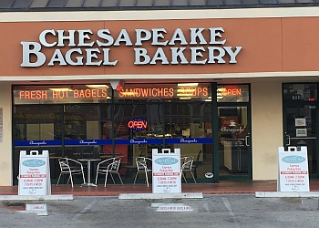 Fort Lauderdale bagel shop Chesapeake Bagel Bakery