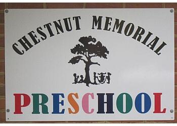Newport News preschool Chestnut Memorial Preschool