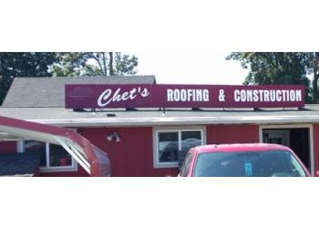 Kent roofing contractor Chet's Roofing and Construction