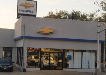 Jersey City car dealership CHEVROLET OF JERSEY CITY