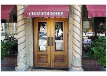 Richmond french cuisine Chez Foushee