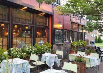 Providence french restaurant Chez Pascal
