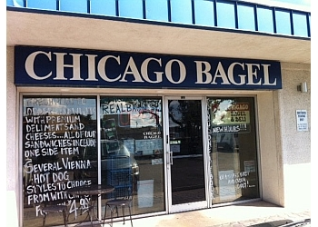 San Antonio bagel shop Chicago Bagel & deli