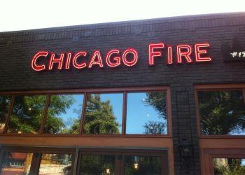 Sacramento pizza place Chicago Fire