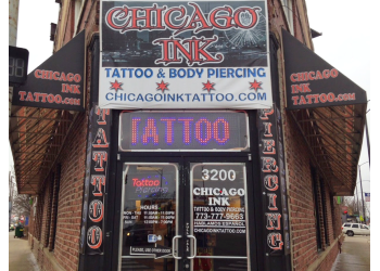 3 Best Tattoo Shops in Chicago, IL - ThreeBestRated