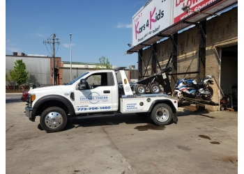 Chicago towing company CHICAGO TOWING
