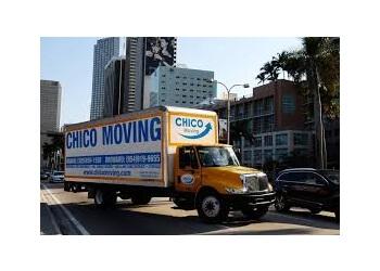 Miami Gardens moving company Chico Moving