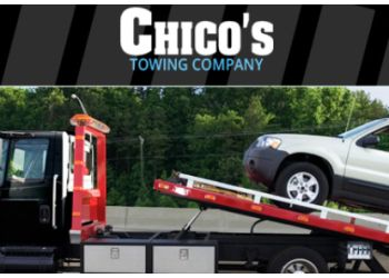Aurora towing company Chico's Towing Company