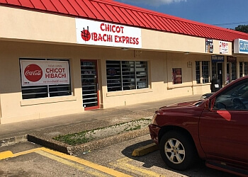 Little Rock japanese restaurant Chicot Hibachi Express