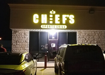 Killeen sports bar Chief's Sports Grill