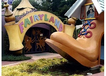 Oakland amusement park Children's Fairyland