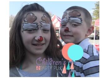 Charlotte face painting Children's Party Plus