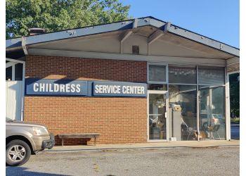 Hampton car repair shop Childress Service Center