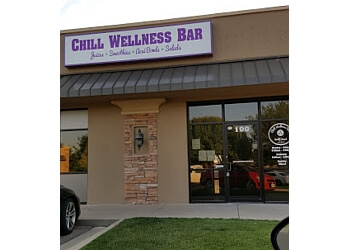 Amarillo juice bar Chill Wellness Bar