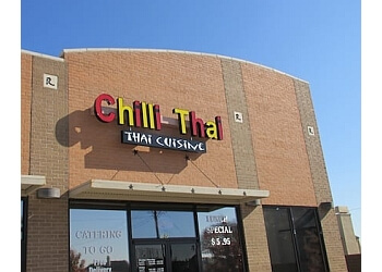 Carrollton thai restaurant Chilli Thai