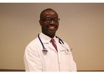 Beaumont cardiologist Chima Nwaukwa, MD