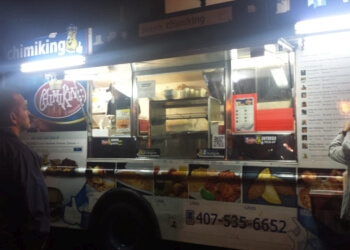 Orlando food truck Chimiking Food Truck