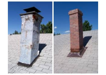 Denver chimney sweep Chimney Jack