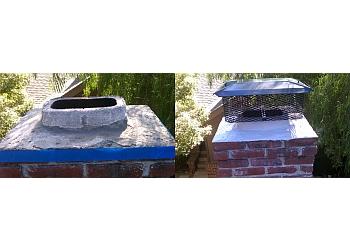 Glendale chimney sweep Chimney Knights