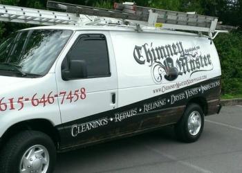 Nashville chimney sweep Chimney Master