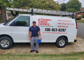 Winston Salem chimney sweep Chimney Sweep Experts LLC.