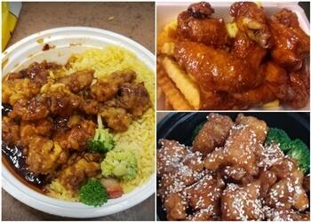 Mobile chinese restaurant China Chef II