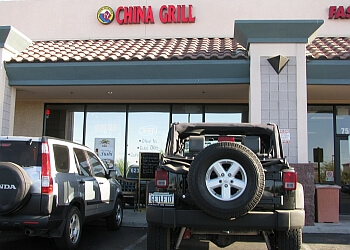 Peoria chinese restaurant China Grill