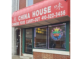 Baltimore chinese restaurant China House