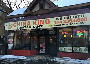 Hartford chinese restaurant China King