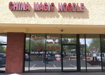Chandler chinese restaurant China Magic Noodle House